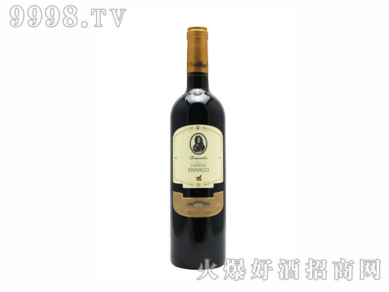 卡斯蒂罗安纳哥红葡萄酒【13.5度750ml】