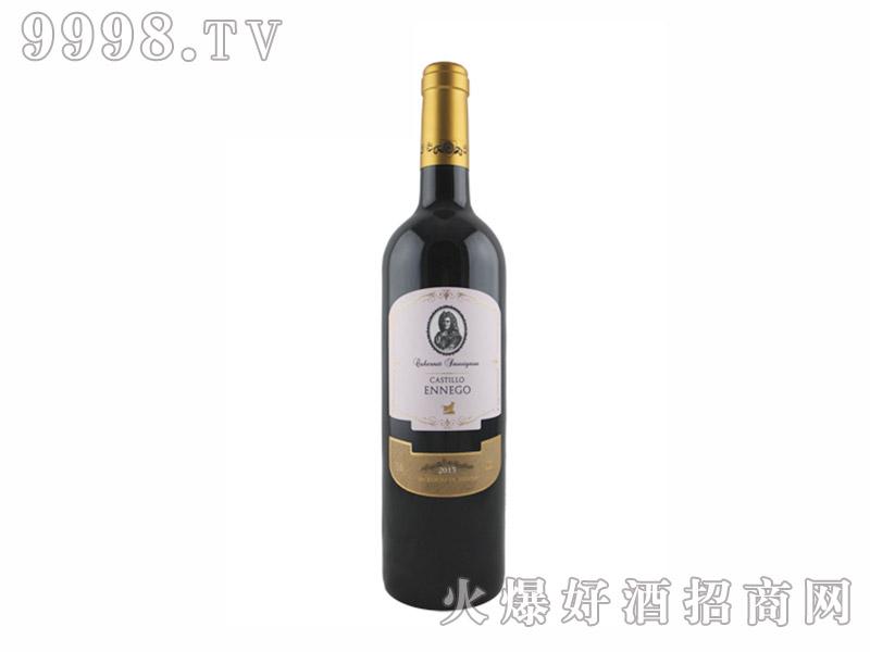 卡斯蒂罗安纳哥赤霞珠红葡萄酒【13度750ml】