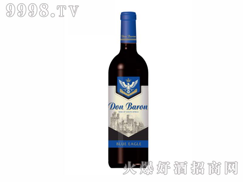 唐巴伦蓝鹰精选红葡萄酒【13.5度750ml】