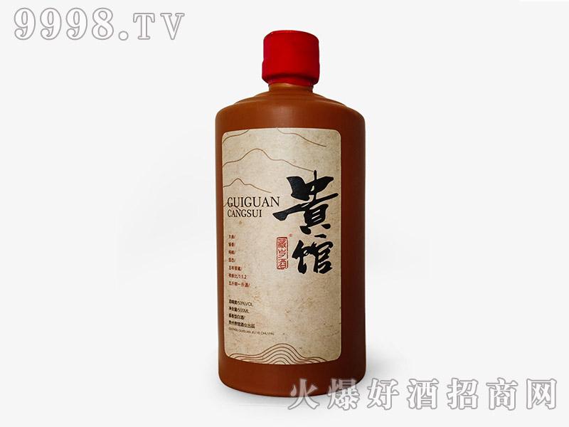 贵馆藏岁酒酱香型【53度500ml】