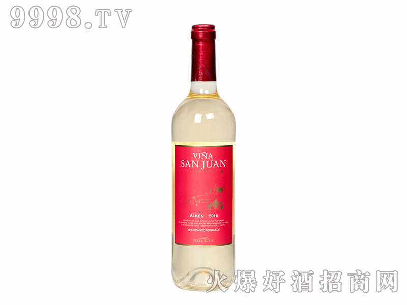 胜幻星星之火白葡萄酒
