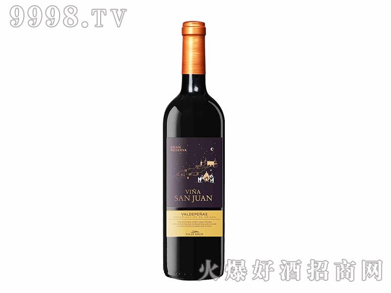 胜幻星星之火特藏葡萄酒