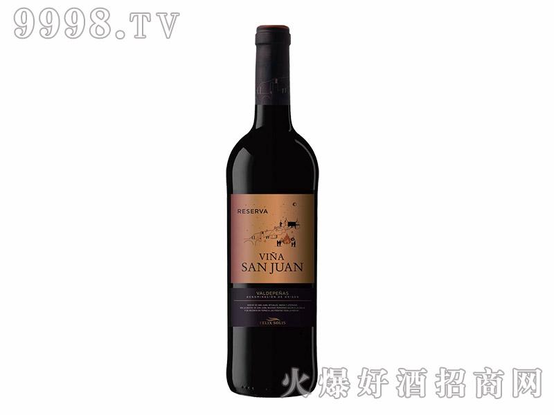 胜幻星星之火珍藏葡萄酒