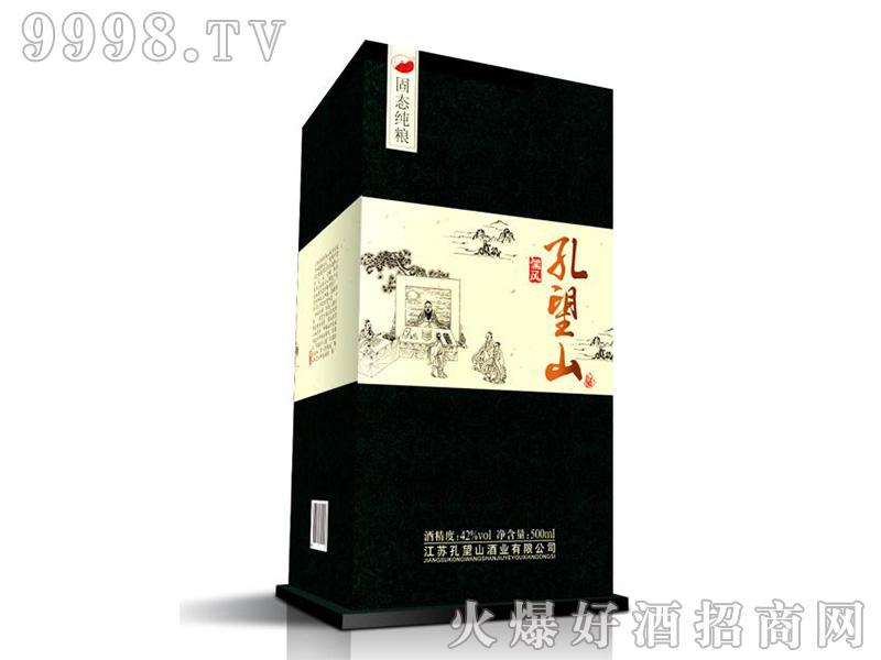 孔望山酒儒风浓香型白酒【42°500ml】