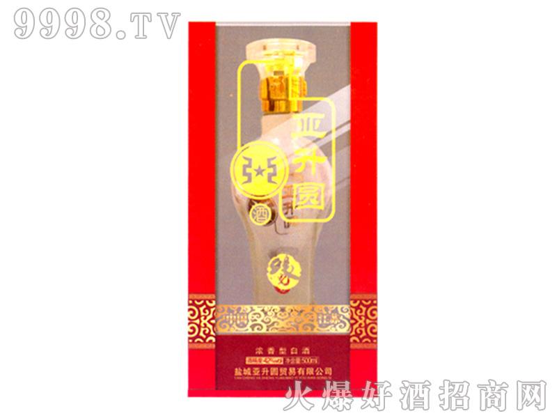 亚升圆酒浓香型白酒【42°500ml】