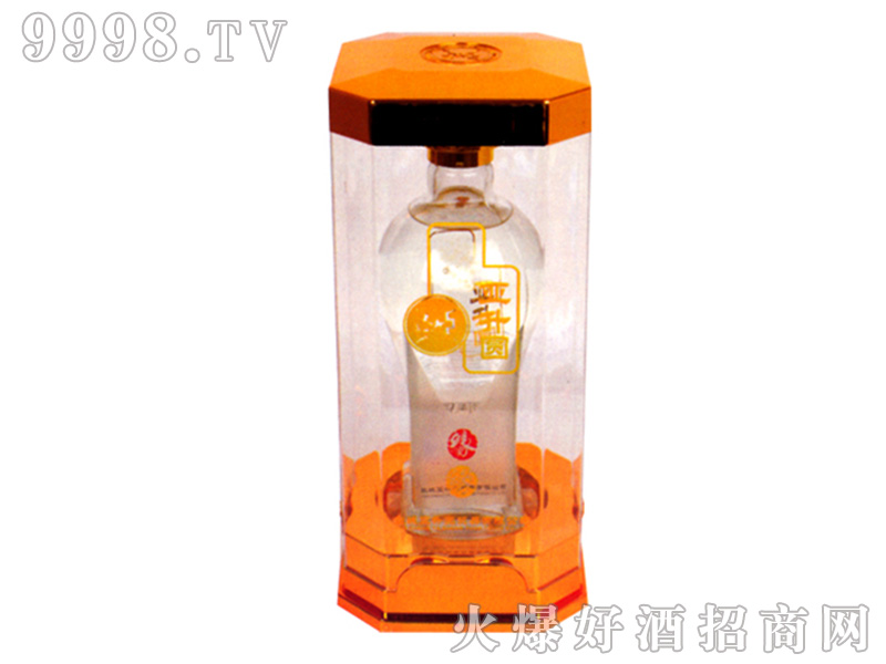 亚升圆酒礼盒【42°500ml】