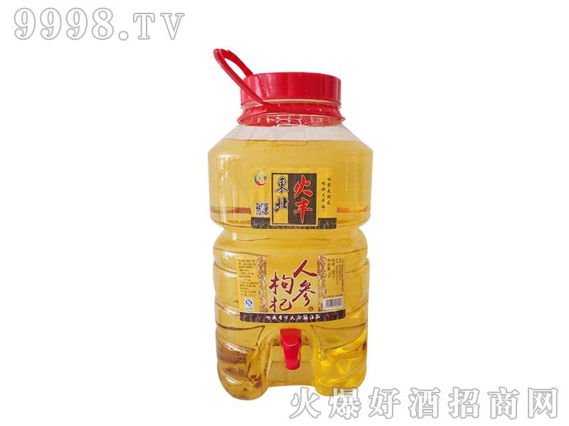 火丰人参枸杞酒50度10L