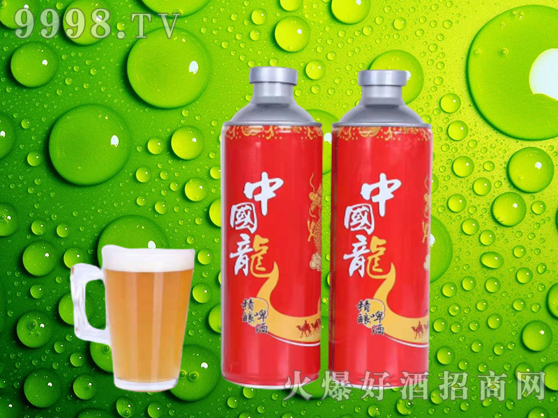 中国龙精酿原浆乐虎体育直播app1L