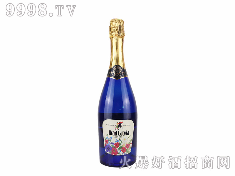布拉维亚蓝色梦幻起泡葡萄酒-红酒招商信息