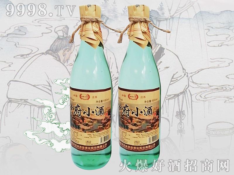 侍府小酒42°480ml浓香型白酒-白酒类信息