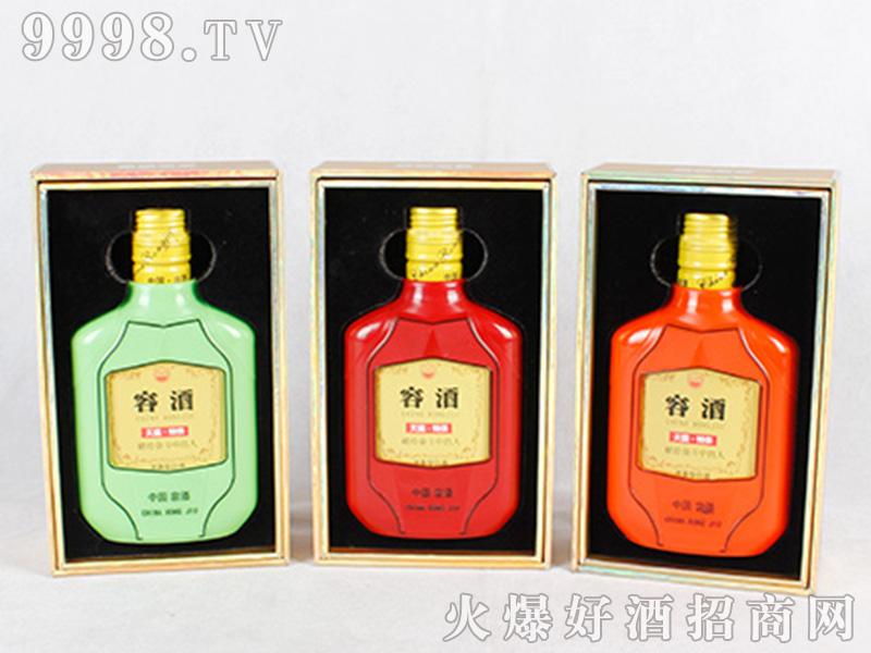 容酒组合42°200ml浓香型白酒