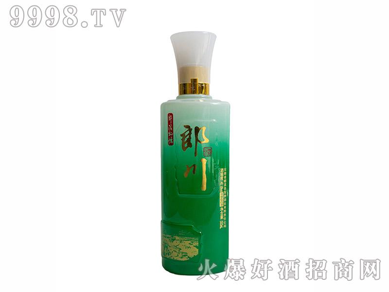 郎川酒40.6度500ml浓香型