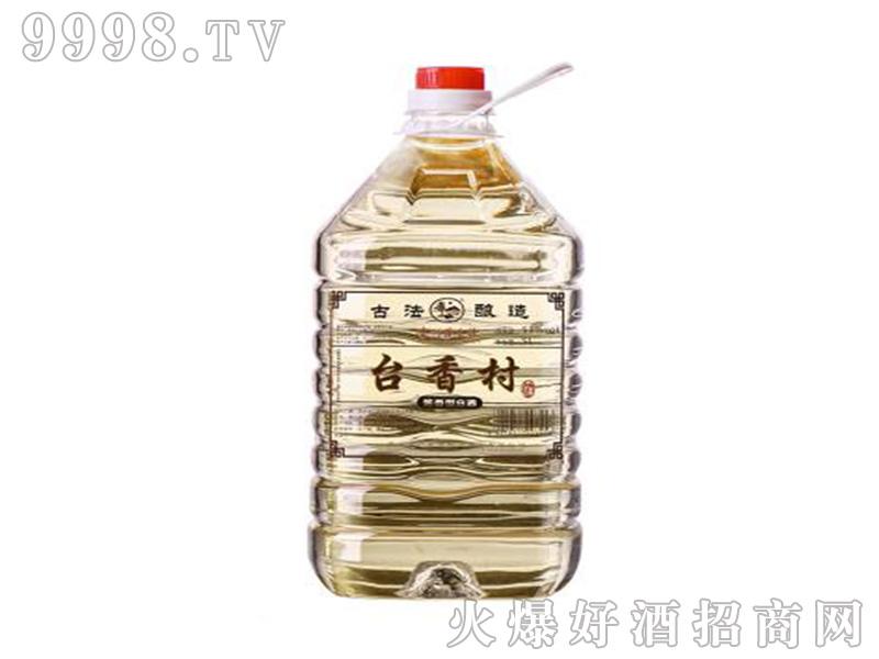 台香村酒53度5L酱香型白酒