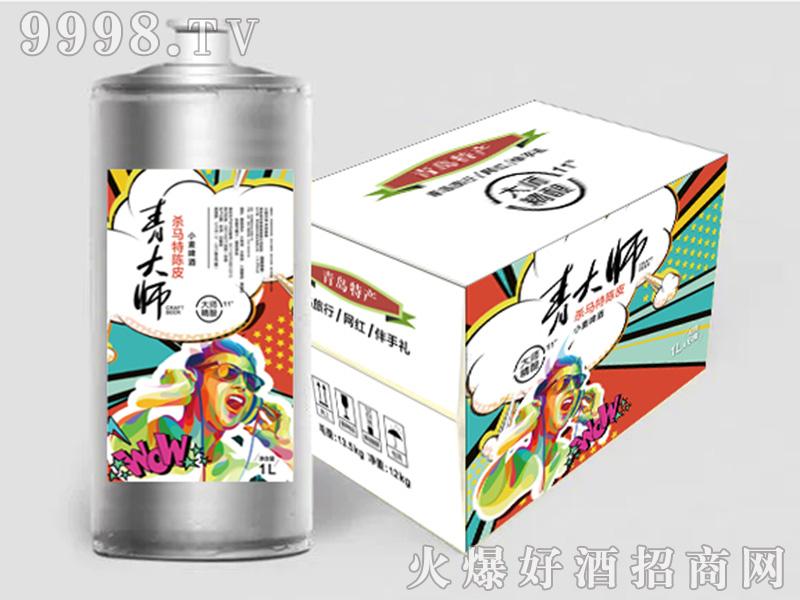 青大师杀马特雨橙小麦千赢国际手机版1000mlX6