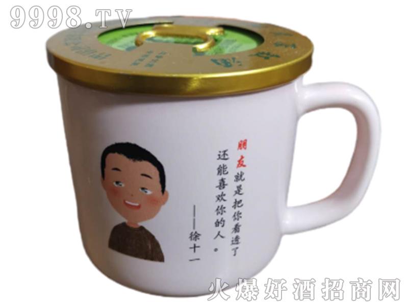 徐氏茶缸酒朋友42°250ml