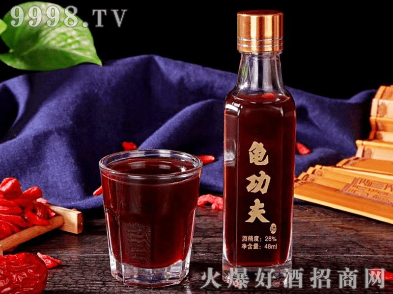 龟功夫酒【28度48ml】-保健酒类信息