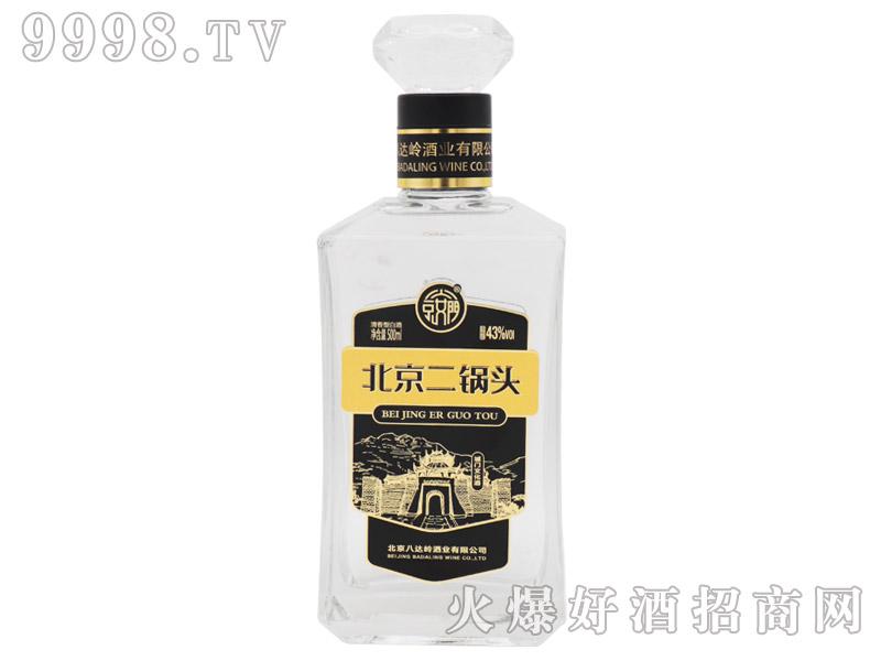 京安门北京二锅头酒清香型白酒【43°500ml】