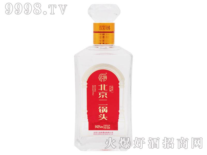 京安门北京二锅头酒浓香型白酒【42°500ml】