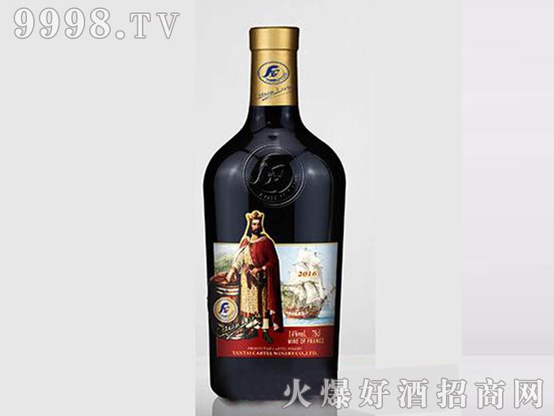 歌图人生国王杜兰干红葡萄酒(开模瓶)【14度750ml】