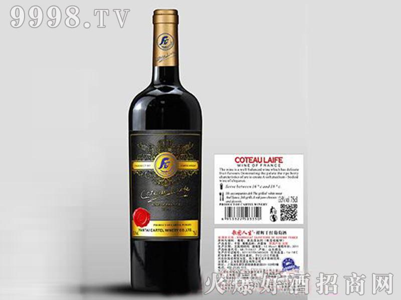 歌图人生祥辉干红葡萄酒【13度750ml】