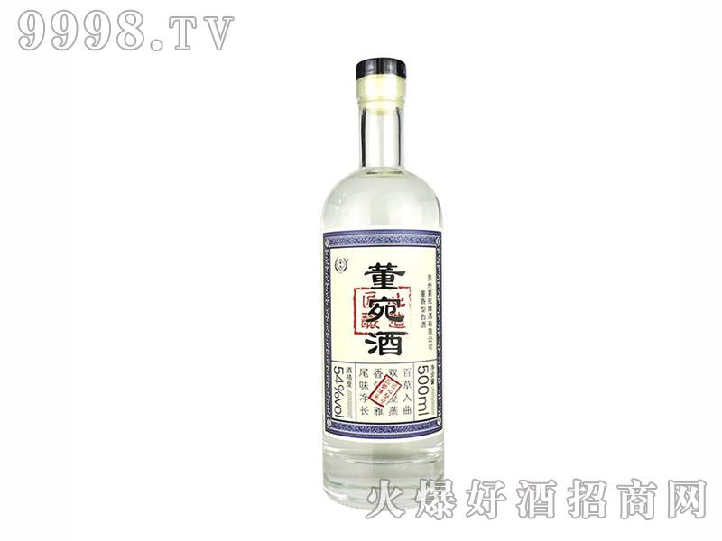 董宛酒(简约版)董香型【54度500ml】