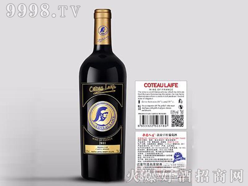 歌图人生金法拉干红葡萄酒【14度750ml】