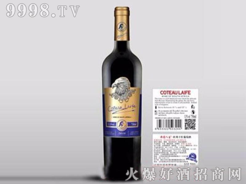 歌图人生老鹰杜邦干红葡萄酒【13度750ml】