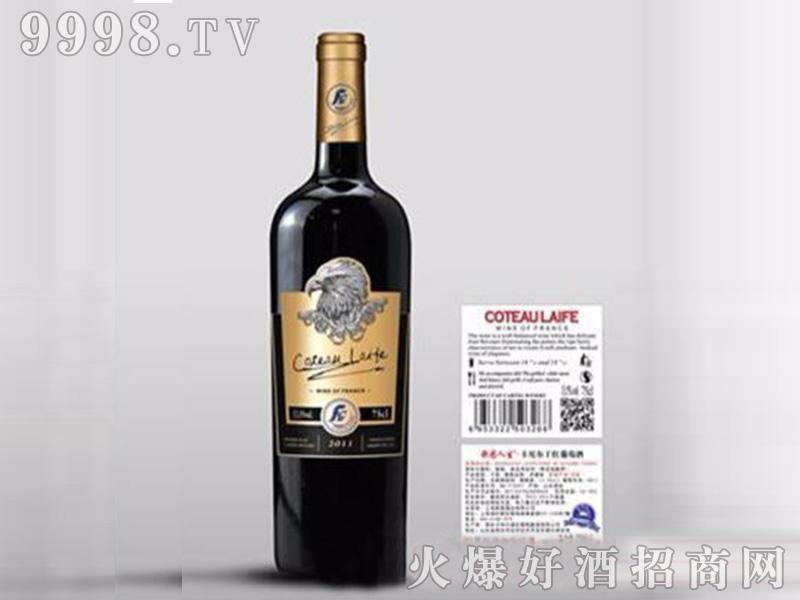 歌图人生老鹰卡尼尔干红葡萄酒超重瓶【14度750ml】