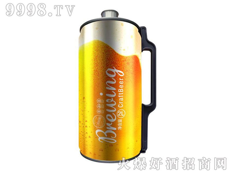 酒匠朋友圈精酿啤酒【2L】-啤酒类信息