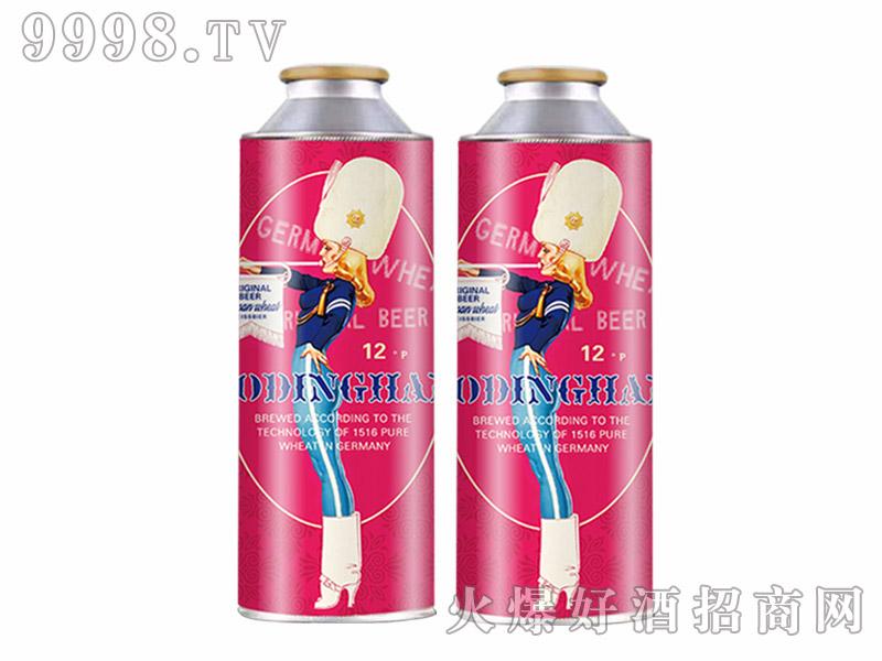 博丁罕德式小麦白啤酒【1000ml】