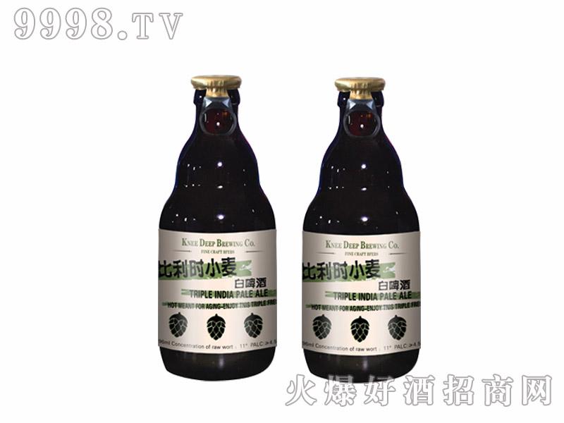 博丁罕比利时小麦白啤酒【296ml】