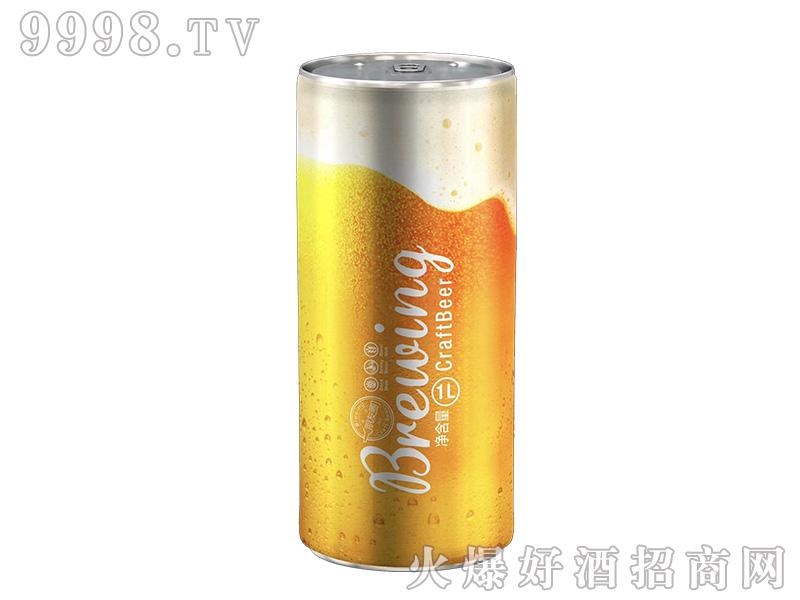 酒匠朋友圈精酿啤酒【1L】-啤酒类信息