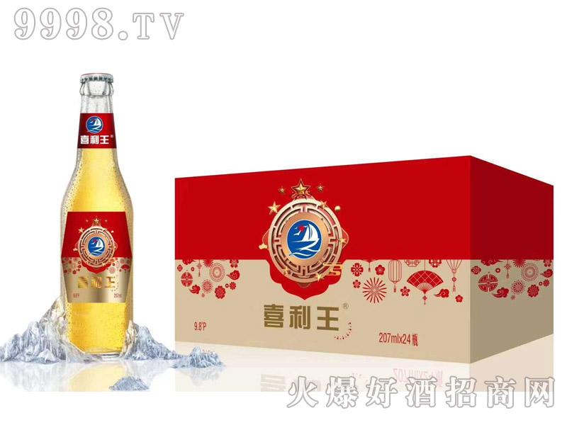 喜利王千赢国际手机版【9.8°207ml×24瓶】