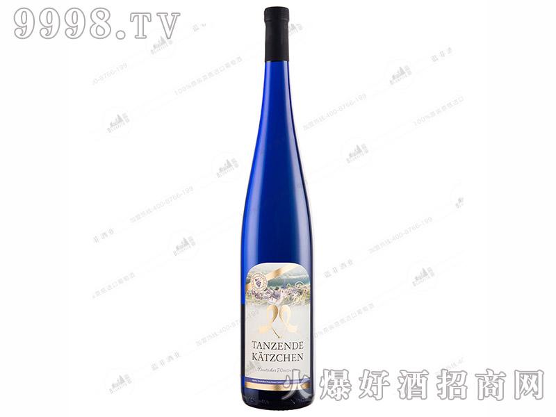 跳舞小猫白葡萄酒【1.5L】