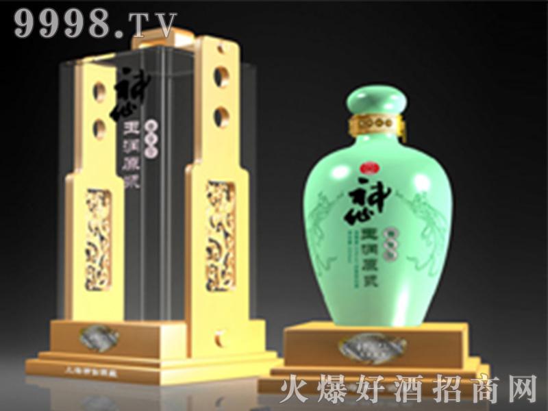 神仙玉润酒奢享型【52°2.5L】