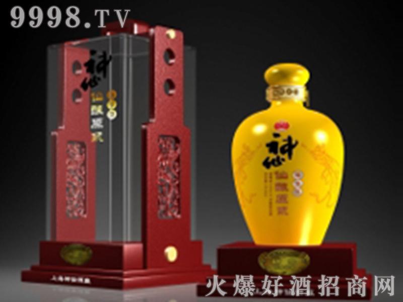 神仙玉润酒原浆【52°2.5L】