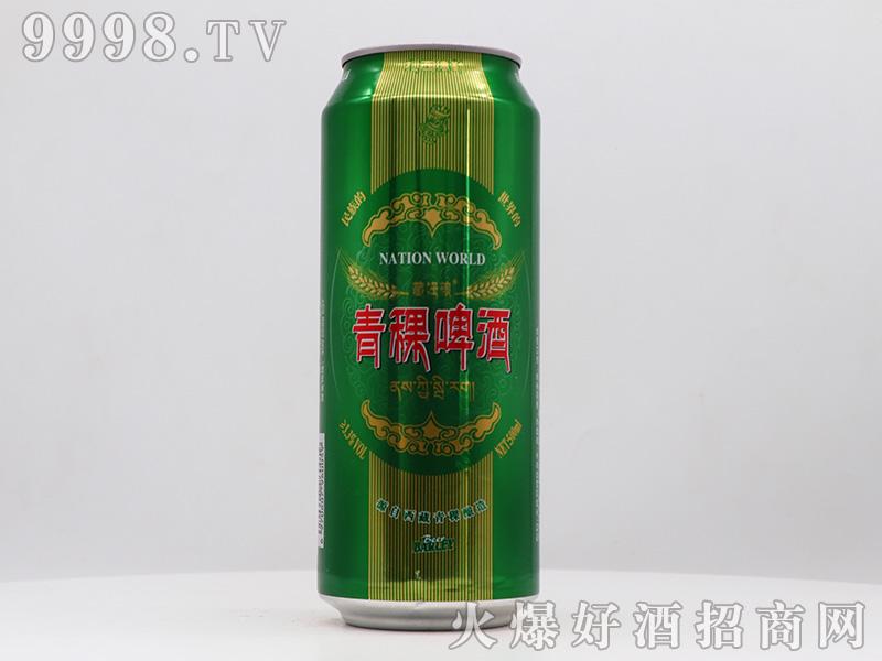 藏姆粮青稞啤酒【3.3度500ml】