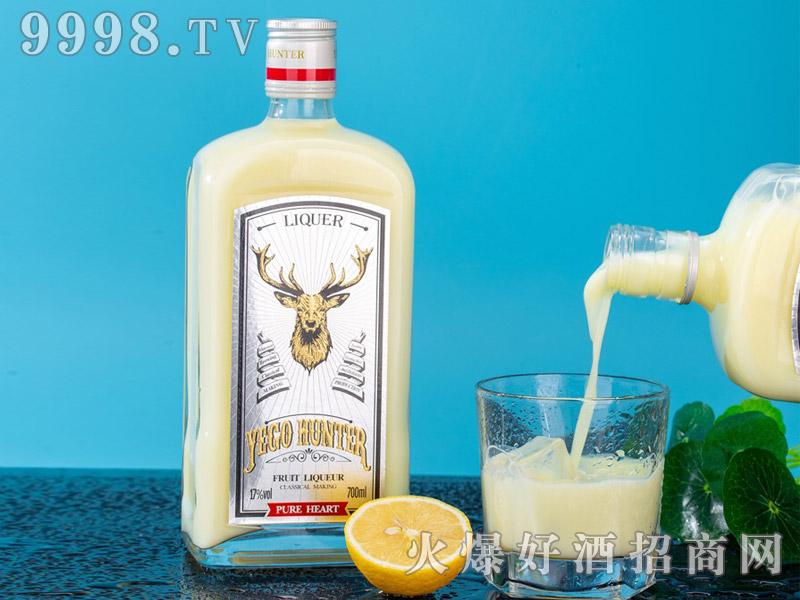 野格哈古雷斯柠檬奶油利口酒【17°700ml】-鸡尾酒类信息