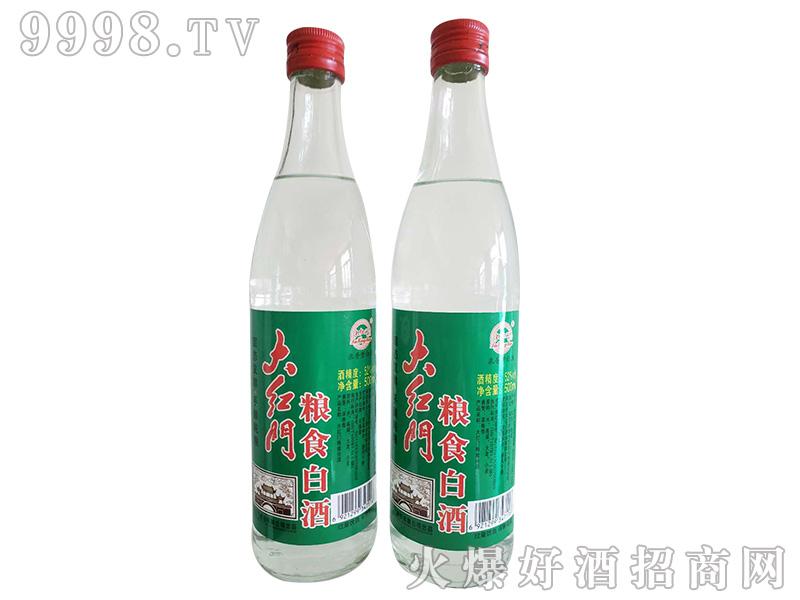 大红门粮食白酒浓香型白酒【52°500ml】