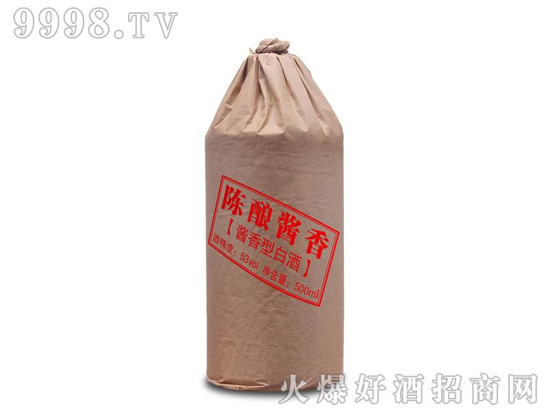陈酿酱香酱香型白酒【53°500ml】