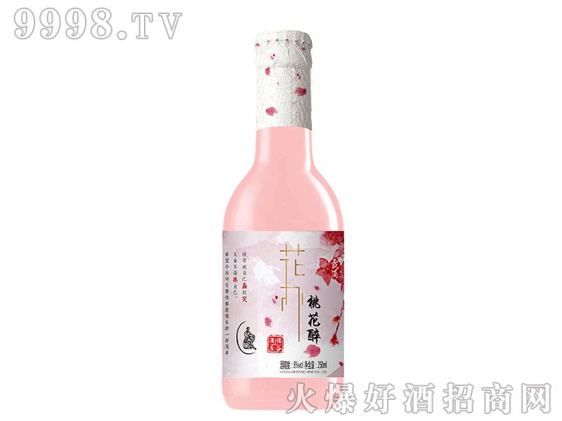 诺谷酒庄桃花醉【8度250ml】-特产酒类信息