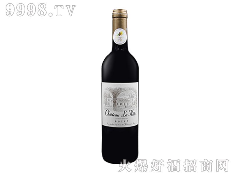 拉依城堡干红葡萄酒
