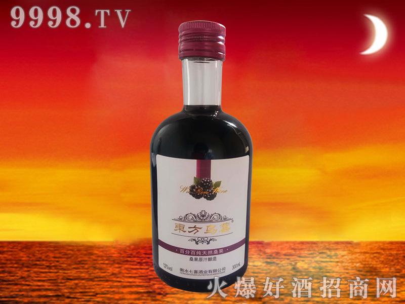 乌椹果酒【12°300ml】