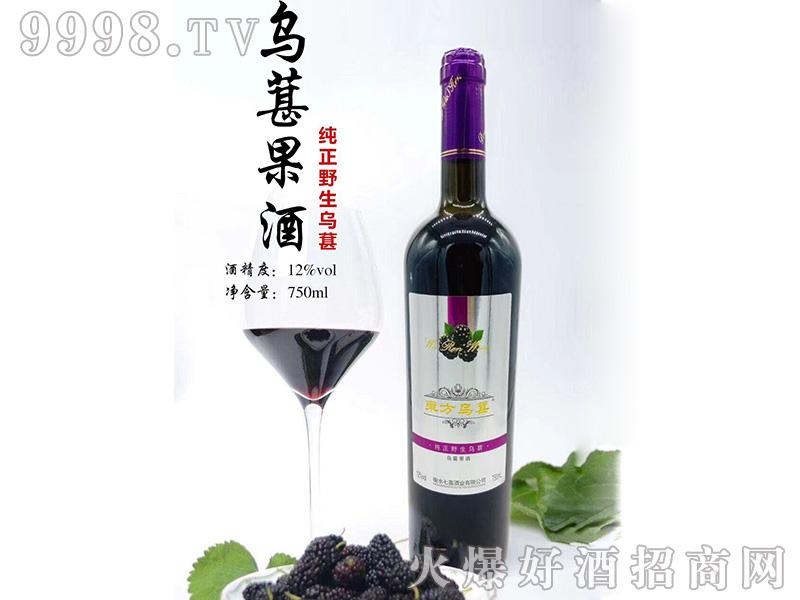 乌椹果酒【12°750ml】