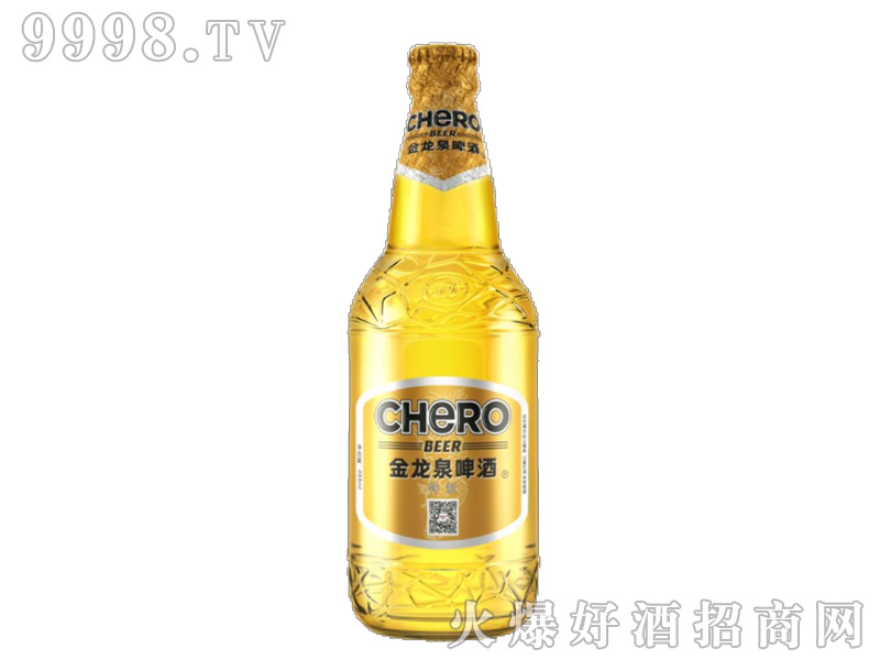 金龙泉啤酒单瓶【10度480ml】
