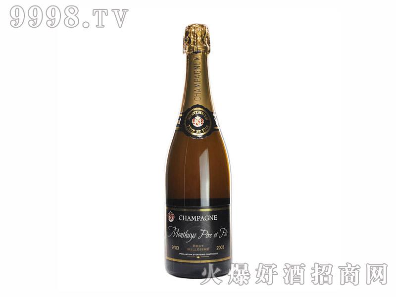 蒙蒂年份香槟【750ml】-红酒类信息
