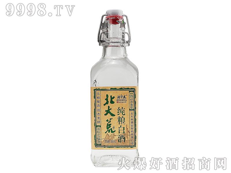 北大荒纯粮白酒浓香型【52度500ml】-白酒类信息