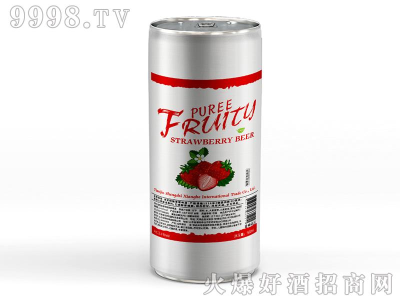 费尔巴赫草莓原浆啤酒【11°1L】