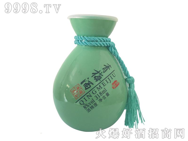 诺谷酒庄青梅酒【8度318ml】-特产酒类信息