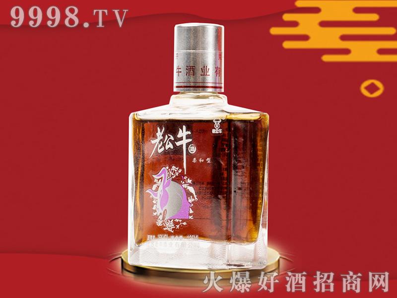 老公牛酒柔和型【15°125ml】-保健酒类信息